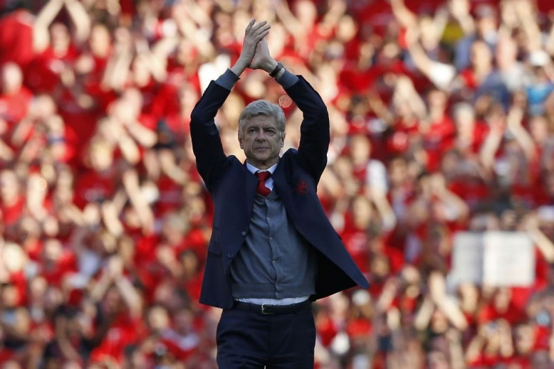 Arsene Wenger. (Foto: AFP/Ian Kington)