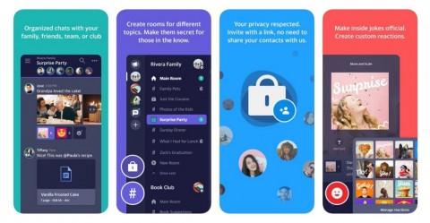 Yahoo Uji Aplikasi Pengirim Pesan, Squirrel