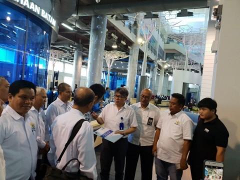 Investor asal Tiongkok Tanamkan Investasi Rp50 Miliar di Pulau Batam