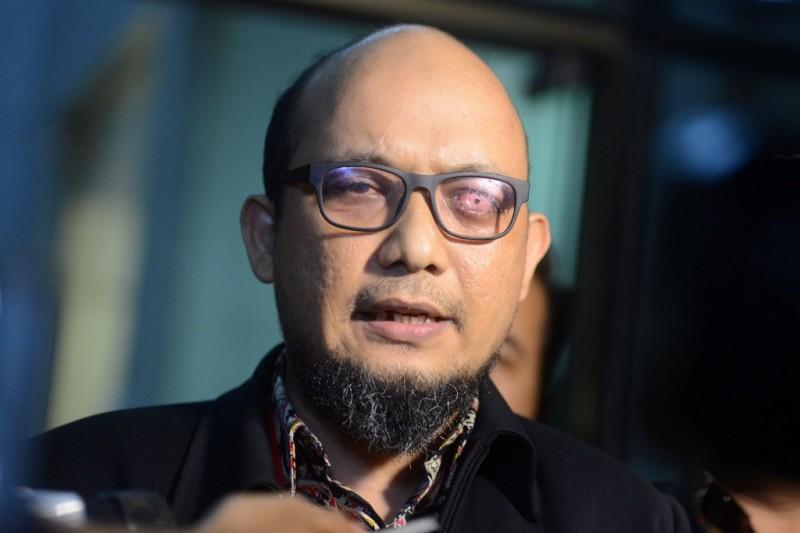 Penyidik senior KPK Novel Baswedan. MI/Susanto.