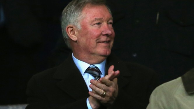 Sir Alex Ferguson (Foto ManUtd)