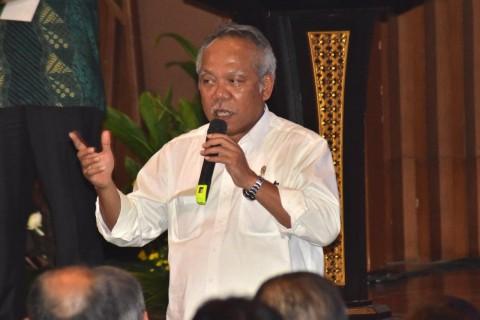 Menteri PUPR bakal Diperiksa KPK