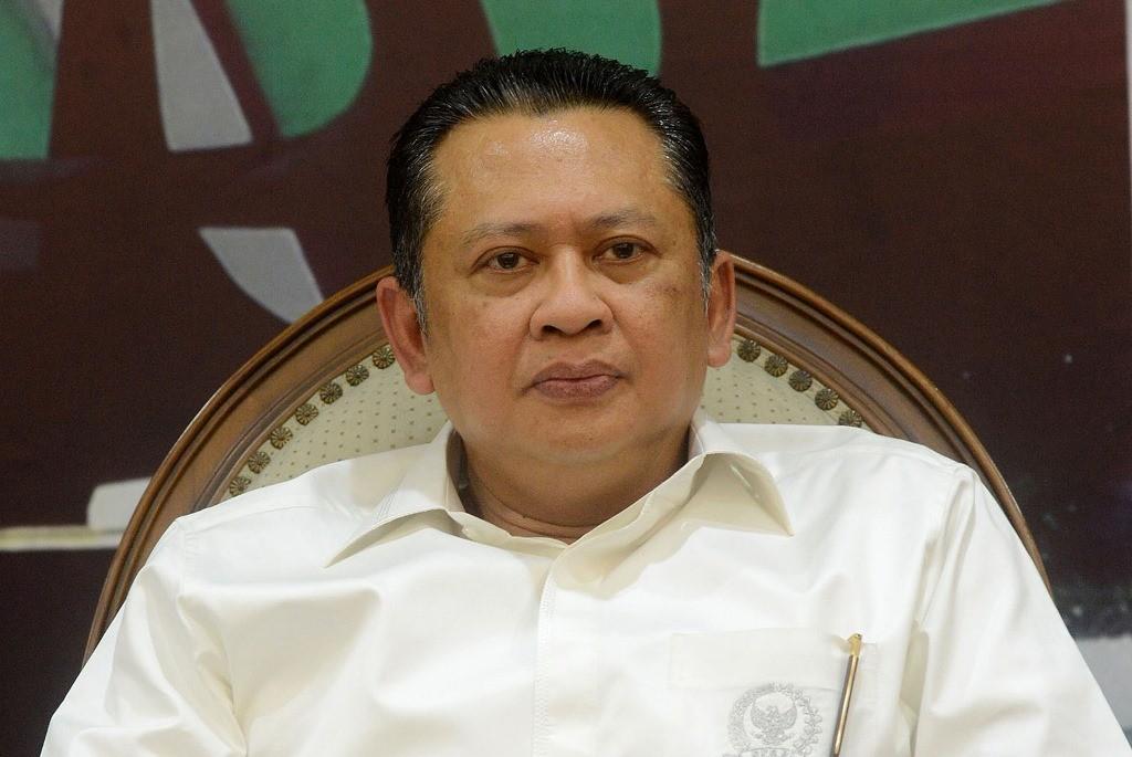 Ketua DPR RI Bambang Soesatyo (Foto:MI/Susanto)