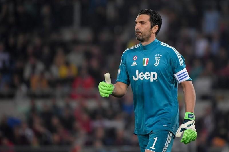 Gianluigi Buffon (Foto: AFP PHOTO / Tiziana FABI)