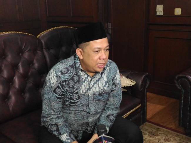 Wakil Ketua DPR Fahri Hamzah--Medcom.id/Ilham Wibowo