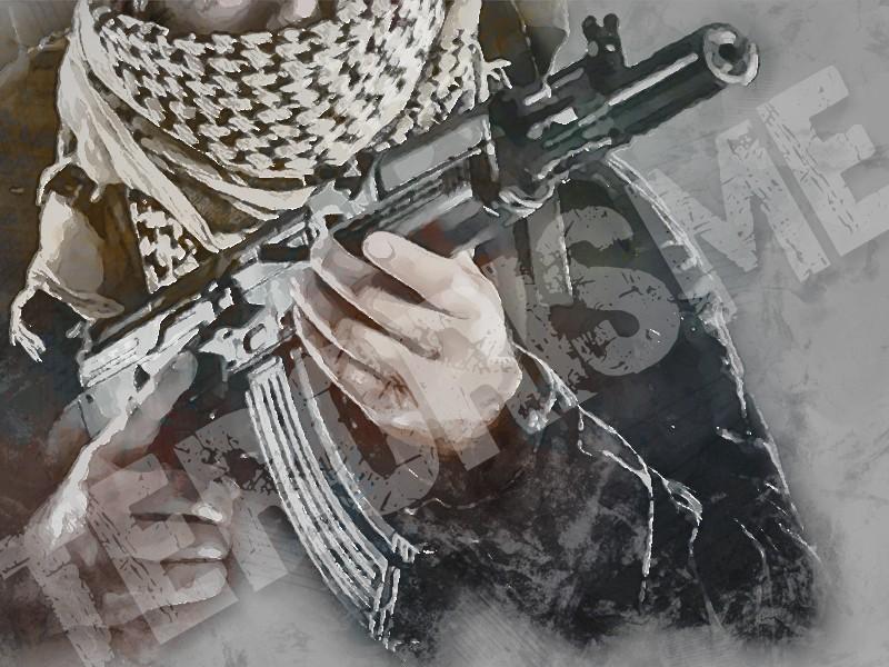 Ilustrasi terorisme/MTVN/Rakmat Riyandi
