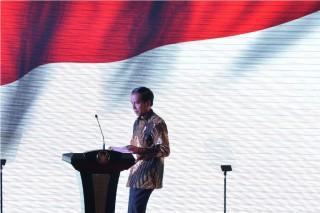 Jokowi Harap Wisudawan Siswa Sukma Bangsa Jadi Generasi Emas