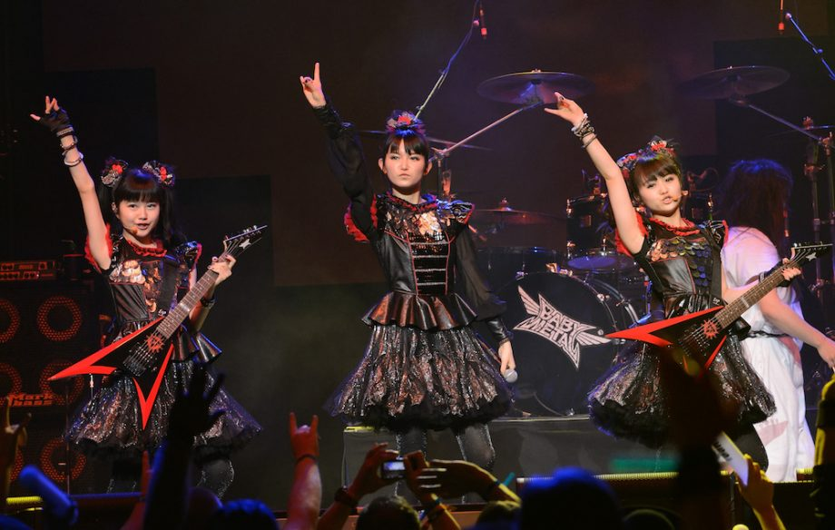 Babymetal (Foto: gettyimages)