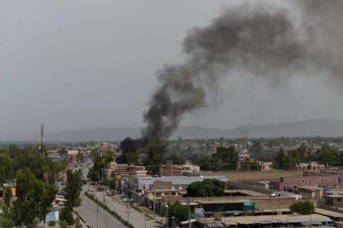 ISIS Klaim Serangan Gedung Pemerintah Afghanistan