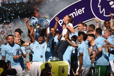 Rangkuman Liga Primer Inggris Musim 2017--2018