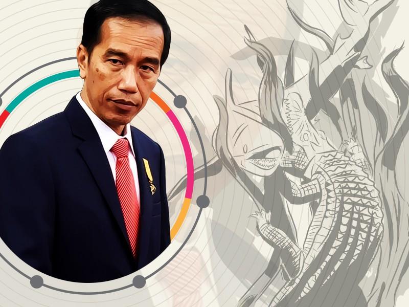 Pernyataan Resmi Presiden Joko Widodo pada Tragedi Bom di Surabaya
