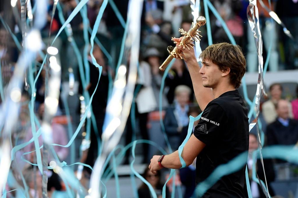 Alexander Zverev Juarai Madrid Terbuka
