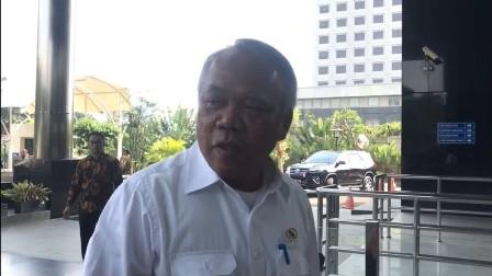 Menteri PUPR Memenuhi Panggilan KPK