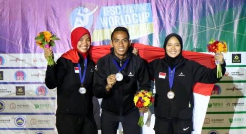 Indonesia Pertahankan Dominasi di Kejuaraan Dunia Panjat Tebing
