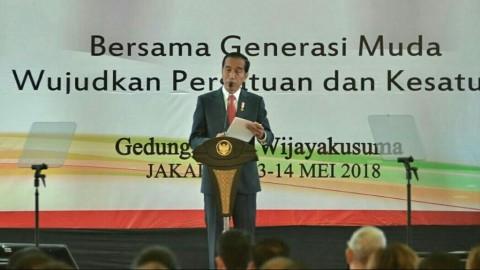 Jokowi Tegaskan Pemerintah Tidak Antikritik