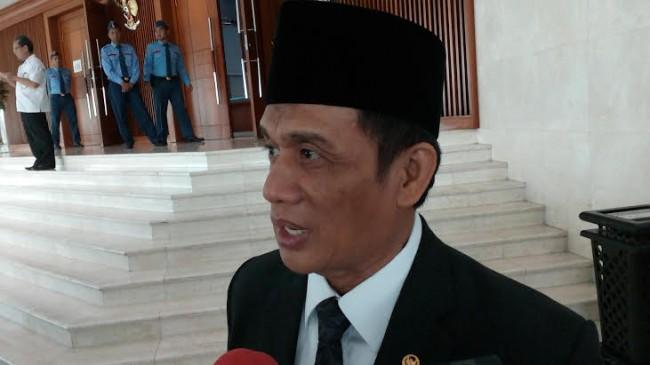 Anggota Komisi III Fraksi Partai Gerindra Muhammad Syafii. Foto: Medcom.id/M Rodhi Aulia.
