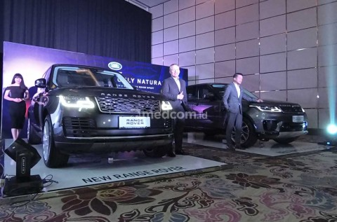 Jelang Ramadan, Tiga Range Rover Baru Meluncur