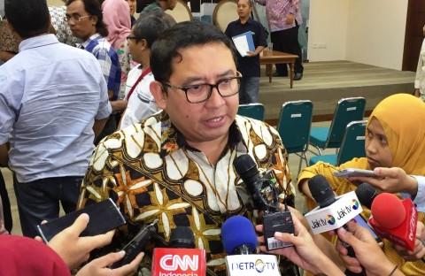 Wakil Ketua DPR Fadli Zon. Medcom.id/ Gervin N