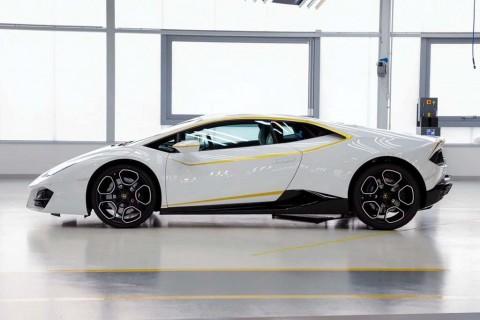 Lamborghini Huracan Milik Paus Dilelang, Harga Dobel
