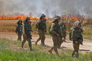 Israel Tegaskan Hanya Membela Diri di Perbatasan Gaza