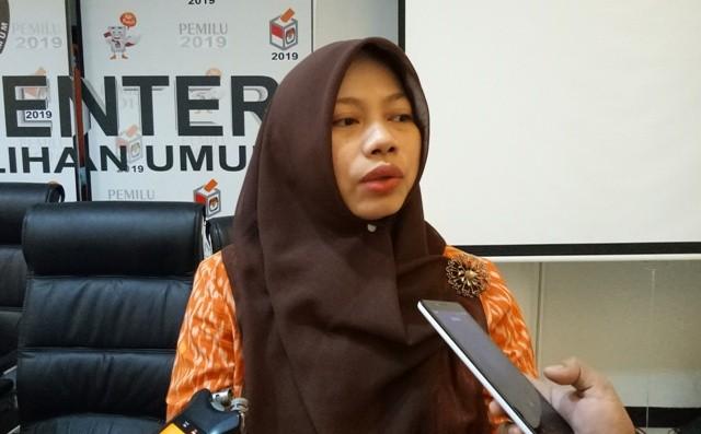 Direktur Eksekutif Perkumpulan untuk Pemilu dan Demokrasi (Perludem) Titi Anggraini. Foto: Medcom.id/Siti Yona Hukmana