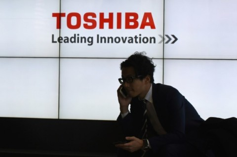 Toshiba is bouncing back after a terrible year.
