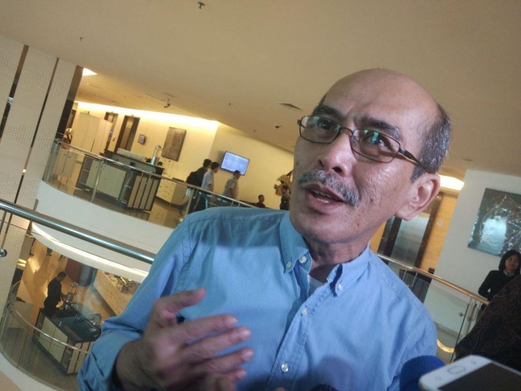 Ekonom Faisal Basri (Foto: Medcom.id/Annisa Ayu Artanti)