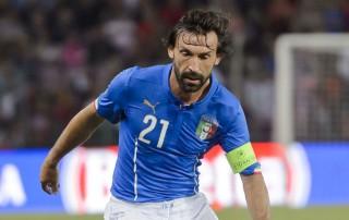 Pirlo Gabung Staf Kepelatihan Roberto Mancini