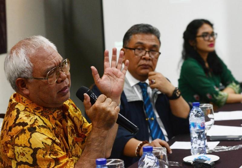 Mantan Kepala Badan Intelijen Strategis (BAIS) TNI, Soleman B Ponto. Foto: MI/M Irfan