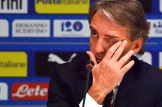 Mancini Tertantang Tugas Berat Melatih Italia