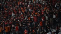 Sesama Jakmania Terlibat Kericuhan di Laga Persija vs Home United