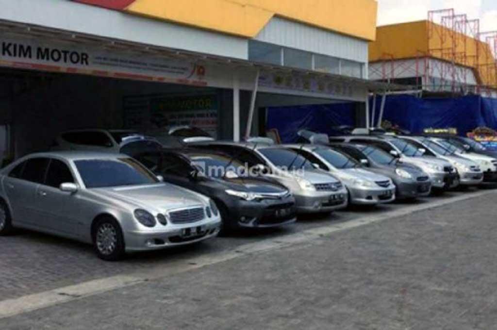 Mobil Bekas bisa menjadi alternatif kendaraan untuk dibawa pulang saat mudik. Medcom.id/M. Bagus Rachmanto