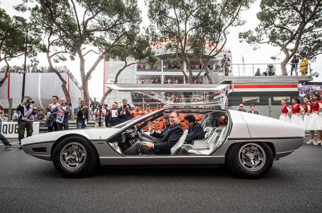 Lamborghini Marzal 1967. Carscoops