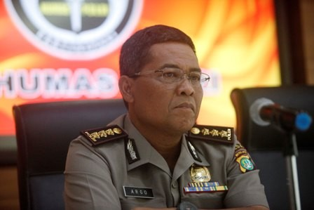 Kabid Humas Polda Metro Jaya Kombes Raden Prabowo Argo Yuwono/MI/Rommy Pujianto
