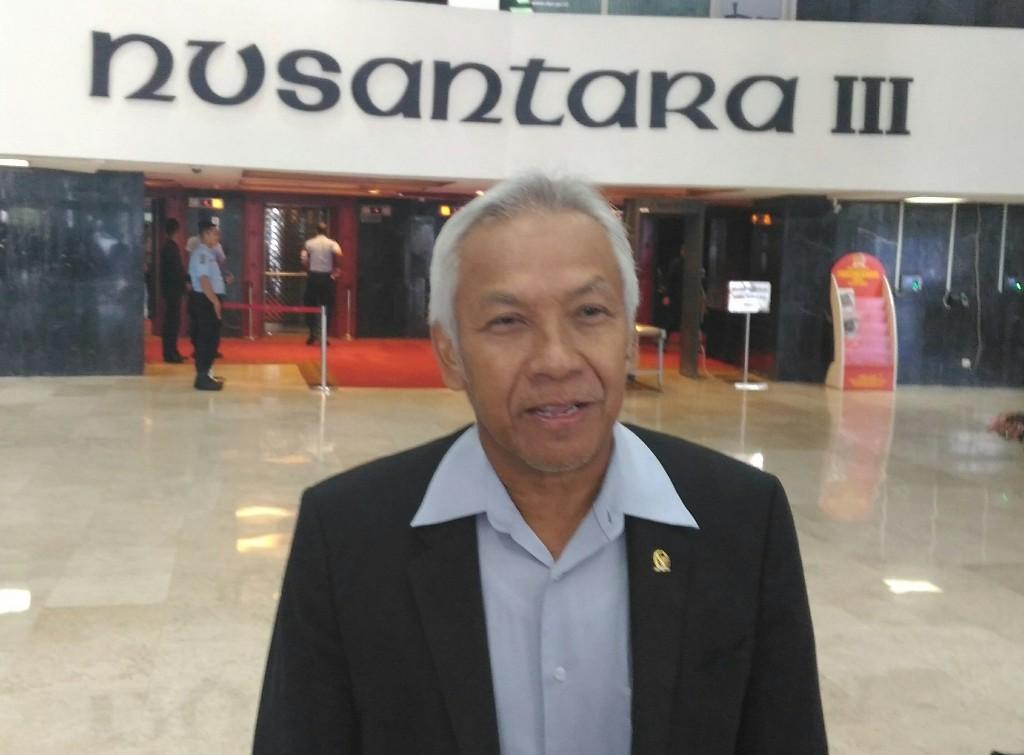 Wakil Ketua DPR RI Agus Hermanto - Medcom.id/Ilham Wibowo.