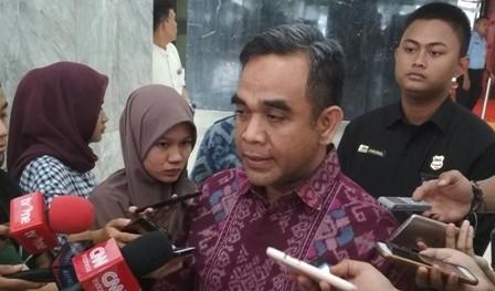 Wakil Ketua MPR Ahmad Muzani/Medcom.id/Deny Irwanto