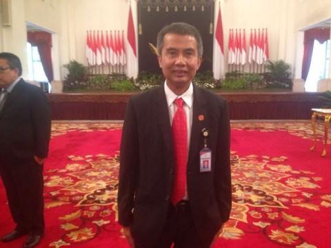 Kepala Biro Pers Istana Bey Machmudin. Foto: Medcom.id/Desi Anggriani.