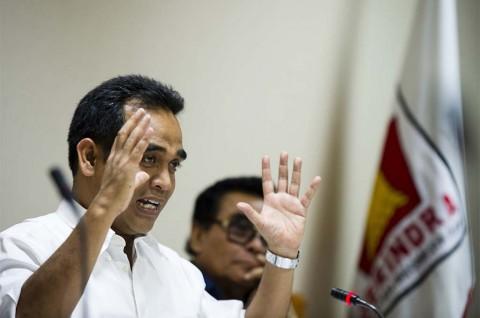 Ahmad Muzani. Foto: Antara/Ismar Patrizki