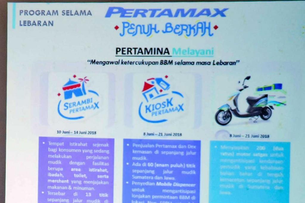 Pertamina Tambah Stok BBM Ramadan-Lebaran 15 Persen