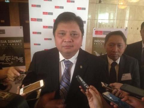 Menteri Perindustrian Airlangga Hartarto. (FOTO: Medcom.id/Desi