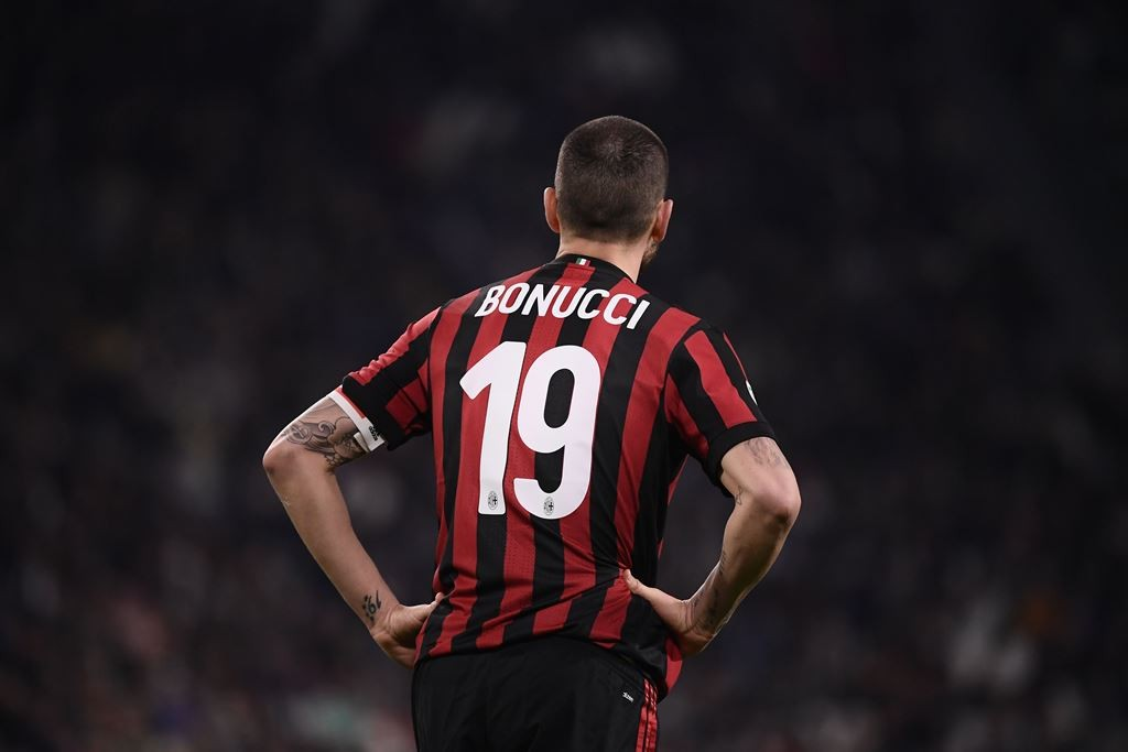 Leonardo Bonucci (Foto: AFP PHOTO / MARCO BERTORELLO)