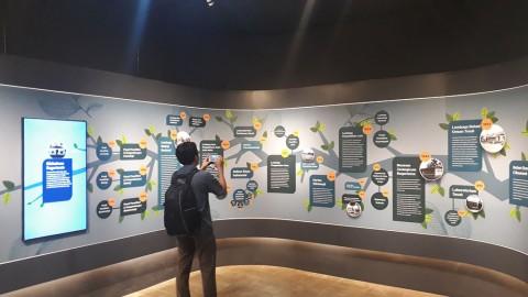 Museum Nasional Sejarah Alam Indonesia (MUNASAIN).  Foto: