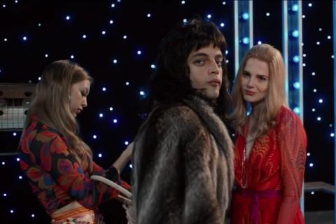 Rami Malek sebagai Freddie Mercury dalam biopik Bohemian