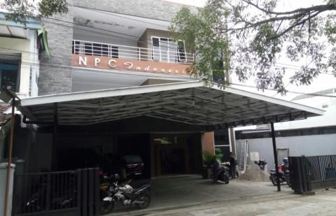 Kantor NPC Indonesia di Kota Solo, Jawa Tengah (Foto: