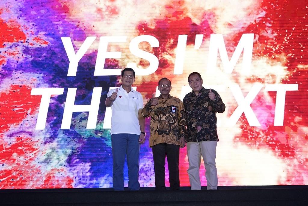 Telkomsel adakan program IndonesiaNEXT.