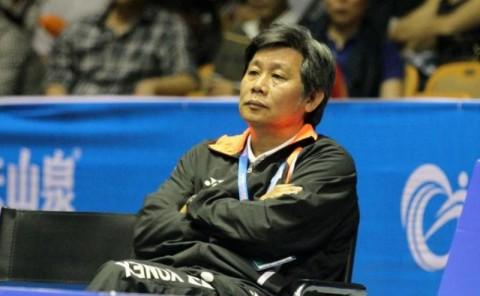 Pelatih ganda putra Indonesia Herry Imam Pierngadi (Foto: Dok.