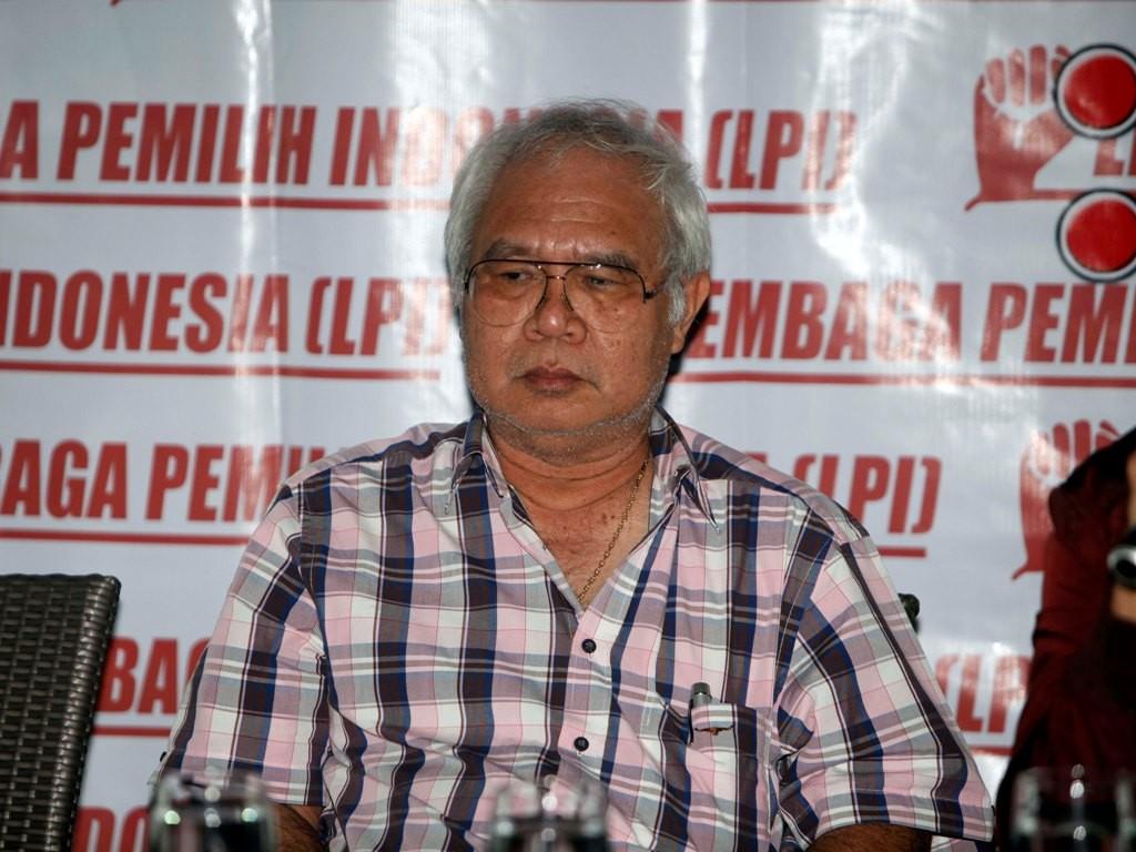 Mantan Kepala Badan Intelijen Strategis (BAIS) Soleman B Ponto. (Foto: MI/Rommy Pujianto).