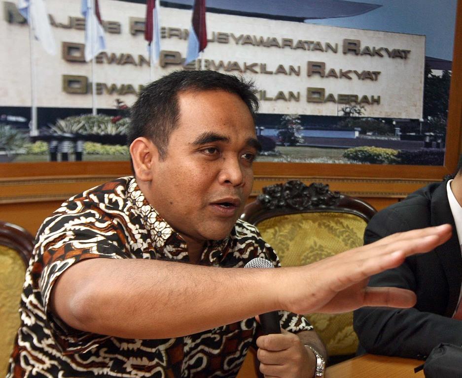 Wakil Ketua MPR RI, Ahmad Muzani--MI/Susanto