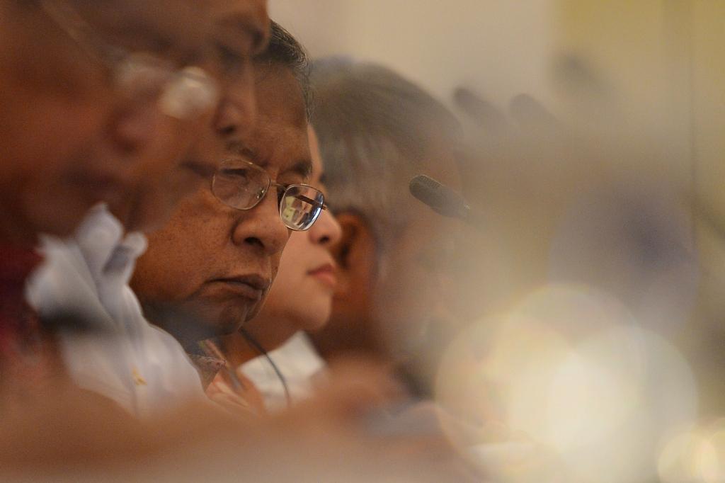 Menko Perekonomian Darmin Nasution (ANTARA FOTO/Wahyu Putro A)