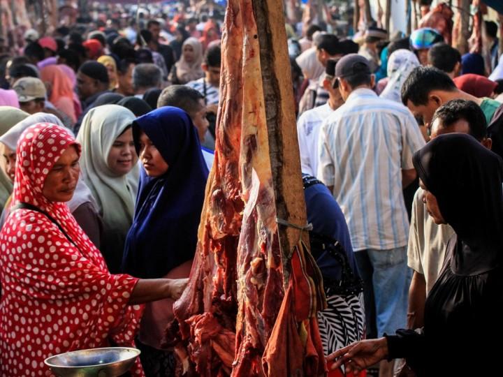 Sambut Ramadan, Masyarakat Aceh Selatan Rayakan Hari Makan-Makan